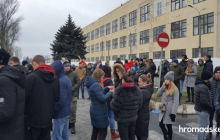 Каховку охватили массовые протесты из-за громкого убийства: жители озвучили требования полиции