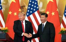 В спорных водах Южно-китайского моря назревает конфликт между США и Китаем - Reuters