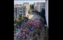 Акция Шария в Киеве громко провалилась: пророссийские силы смогли собрать на митинг всего 400 человек