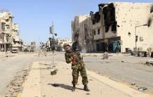 Ливия на пороге гражданской войны: армия фельдмаршала Хафтара захватила аэропорт в Триполи