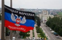 """Сепаратисты из """"ДНР"""" пригрозили выдуманным врагам из Великобритании – кадры"""