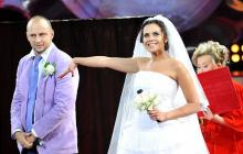 Потап и Настя Каменских оказались давно женаты: кадры с тайной свадьбы