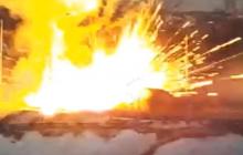 """ВСУ разгромили позицию врага под Ясиноватой, мощный взрыв превратил в пепел ДЗОТ """"ДНР"""" - кадры"""