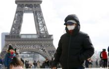 Число жертв пандемии COVID-19 во Франции приближается к 16 000 человек: статистика за 15 апреля