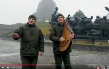 """Бойцы Нацгвардии перепели всемирно известный """"Щедрик"""": видео"""