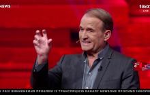 Медведчук уходит от Зеленского: кум Путина отказался работать с новым президентом Украины
