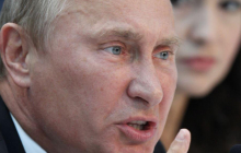 """Путин снова угрожает Украине газом: """"Риск существует"""""""