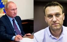 Путин высказался об отравлении Алексея Навального