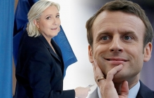 Ажиотаж на выборах президента Франции: заморские острова уже проголосовали,  французы выстраивались в многокилометровые очереди задолго до открытия участков