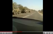 Россия в шаге от войны на Кавказе: видео огромной колонны российских военных в Ингушетии напугало Сеть