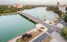 Очередная эпидемия, связанная с водой, на пороге в Донецке: в Кальмиус слито неизвестное вещество – кадры