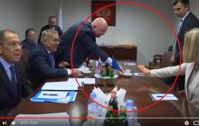 Попытка отравить провалилась: Сеть взорвало видео, как Могерини отказалась пить кофе россиян в ООН