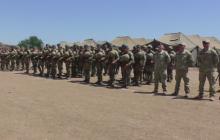 Сотни солдат НАТО склонили головы в честь украинских воинов, погибших в войне с РФ: кадры трогают до слез