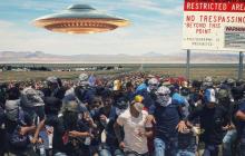 """Обстановка возле """"Зоны 51"""" накалена до предела: есть первые задержанные, власти США идут на экстренные меры"""