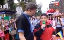 """Никогда не смей заикаться про """"братьев"""": соцсети поразило видео с обращением жительницы Донбасса к россиянам"""