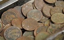 Ценная находка: на Черкасчине во время обустройства фундамента рабочие обнаружили клад