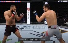 Чемпион Украины отправил в нокаут россиянина в UFC уже в 1-м раунде: опубликовано видео