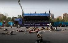 В Иране на параде КСИР расстреляли солдат и зрителей: в Сети появились леденящие душу кадры теракта