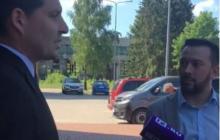 """Журналистов Путина выгнали с позором с форума в Литве: """"Вы никто, и вас тут не ждут"""", - видео"""