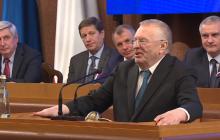 Жириновский назвал новые сроки захвата Россией всей территории Украины: видео