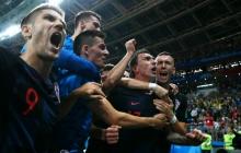 Финальный матч Франции и Хорватии на ЧМ: видео сразу трех голов первого тайма