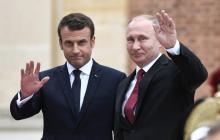 Путин обсудит Украину с Макроном без Зеленского: в Кремле сделали громкое заявление