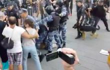 """Бойня возле """"Детского мира"""" в Москве потрясла весь мир - видео"""
