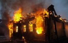 На Донетчине прогремел жуткий взрыв: преступники хотели спалить дом многодетной семьи с 3 маленькими детьми