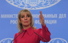 Захарова прокомментировала территориальные претензии Эстонии к России