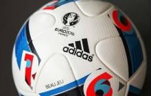 Создание мяча для финала Евро – 2016: на мячи нанесли названия сборных Португалии и Франции – Кадры