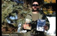 """Террорист Жучковский написал """"явку с повинной"""", он рассказал о роли Москвы в войне на Донбассе - кадры"""