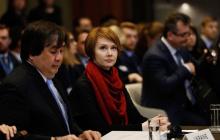 """Лана Зеркаль: """"Кольцо вокруг России сжимается, будет еще тяжелее"""""""