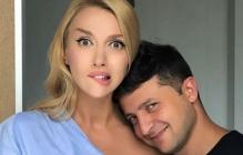 Соцсети взорвало интимное фото Поляковой с Зеленским