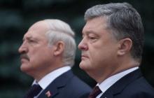 Встреча Порошенко и Лукашенко: главные заявления и неожиданные инциденты - кадры