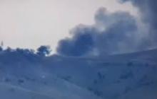Армения показала кадры ликвидации танка ВС Азербайджана в зоне конфликта - ситуация на границе обостряется
