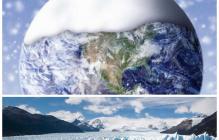 17 сентября гигантский ледник уничтожит Санкт-Петербург
