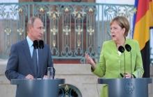Жесткая позиция Меркель по Украине и цинизм Путина по Донбассу: главные подробности переговоров в Берлине