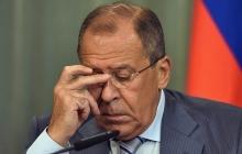 """""""Русофобия зашкаливает"""", - Лавров цинично обвинил Украину в """"неадекватности"""""""