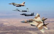 """Израиль вовсю готовится к нанесению авиаударов по российским комплексам """"С-300"""" в Сирии - кадры"""