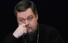 """""""Мы не переживем! Умоляю, кто угодно, только не Порошенко"""", - священник РПЦ Чаплин на грани срыва"""