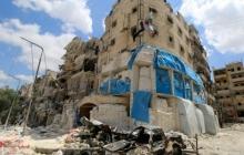 Новые жертвы в Сирии: в результате российской бомбардировки в Алеппо погибли 50 человек