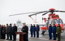 Будут переброшены к Азовскому морю: Порошенко сделал заявление о первой партии Airbus Helikopters Н225 из Франции