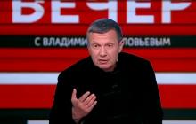 Соловьев оскандалился в Сети, подхватив нелепый фейк пропагандиста Сладкова о Донбассе