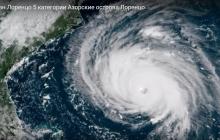 На Британию с Атлантики идет мощнейший ураган: такого не было 30 лет - видео
