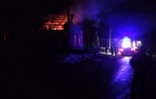 """Под Тернополем 8 детей попали в реанимацию из-за взрыва на репетиции вертепа: """"Куртки плавились от огня"""""""