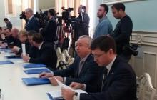 В Киеве был замечен бывший мэр Донецка Александр Лукьянченко