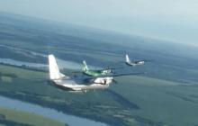 Самые сложные учения боевой авиации ВСУ в истории Украины: опубликованы уникальных фото