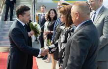 Владимир Зеленский прибыл в Канаду: анонсированы важные встречи с Трюдо и Волкером - кадры