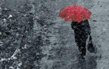 Украину перед Новым годом накрыл циклон Ailton: синоптики предупреждают о резком ухудшении погоды
