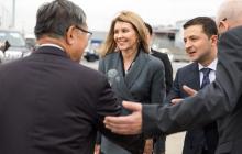 Жена президента Елена Зеленская удивила внешним видом в Японии: на фото заметили необычную деталь